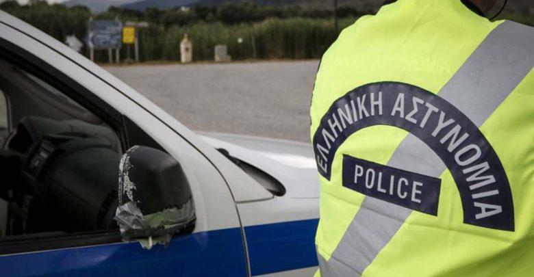Διώξεις κατά του 51χρονου που δάγκωσε αστυνομικούς στην εθνική οδό Φαρσάλων - Βόλου