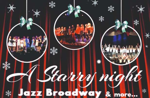 """A Starry Night "" στο Δημοτικό Ωδείο Λάρισας"