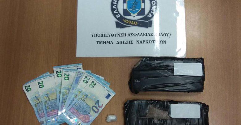 Σύλληψη 37χρονου για ναρκωτικά στο Βόλο