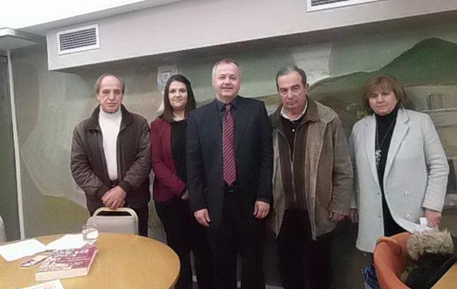 Υποψήφιος δήμαρχος Λαρισαίων ο Γιώργος Μπαρτζώκης