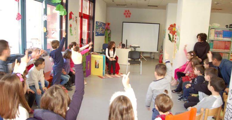 Χριστουγεννιάτικες εκδηλώσεις για παιδιά στη Δημόσια Βιβλιοθήκη Λάρισας
