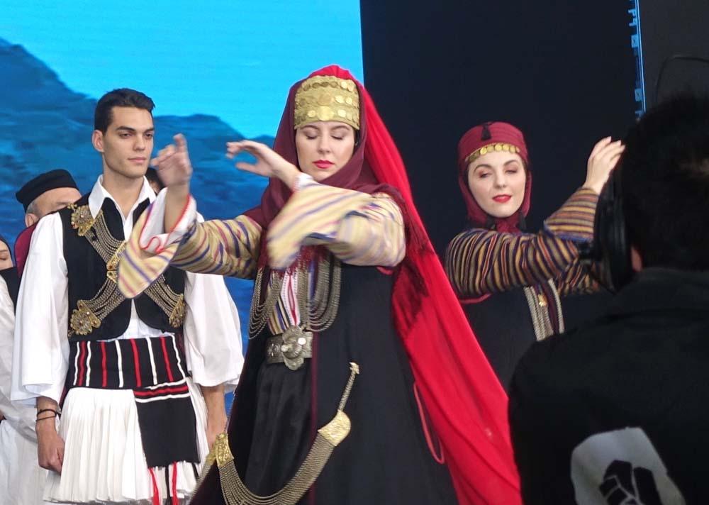 Τις καλύτερες εντυπώσεις άφησε στη Σαγκάη το Λύκειο των Ελληνίδων Λάρισας (φωτό)