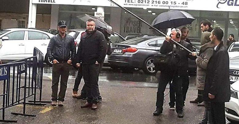 Ο Σον Πεν γυρίζει ντοκιμαντέρ στην Κωνσταντινούπολη για τον Τζαμάλ Κασόγκι