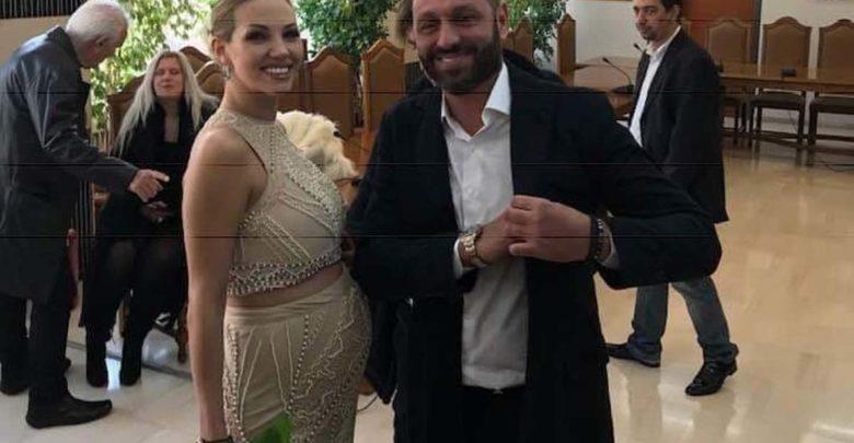 Παντρεύτηκε η Σάσα Μπάστα (φωτο)