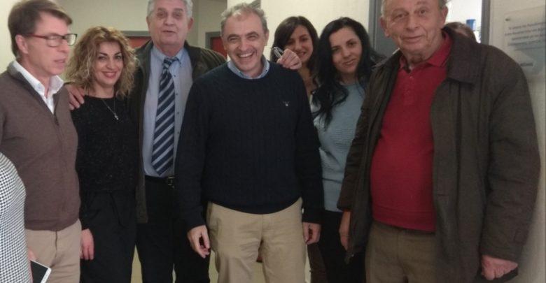 Προσφορά στο Κοινωνικό Φαρμακείο του Δήμου Λαρισαίων από τον Λ.Ε.Α.Δ.Π. Λάρισας