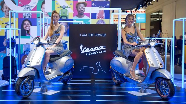 Vespa Elettrica: Ηλεκτρική πραγματικότητα με 6.390 ευρώ