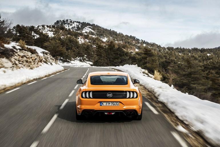 Με την τελευταία γενιά Mustang γράψαμε χιλιόμετρα τόσο εντός όσο και εκτός συνόρων...