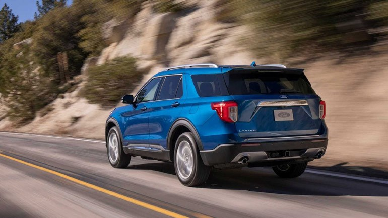 Το νέο μεγάλο SUV της Ford