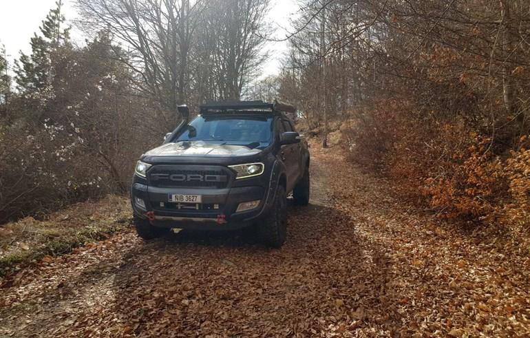 Ένα όχημα που πραγματικά απολαμβάνεις τη φύση...