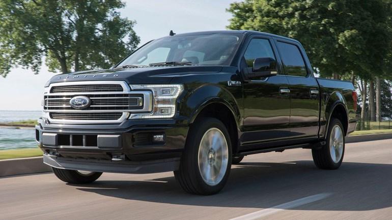 Πάνω από 900.000 Αμερικάνοι αγόρασαν το 2018 κάποια έκδοση του Ford F-Series