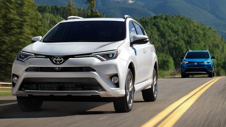 Το Toyota RAV4 ήταν το 4ο μοντέλο και το πρώτο μεσαία SUV στην Αμερική το 2018