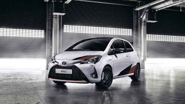 Σε 17 νομούς της χώρας η Toyota βρέθηε στην πρώτη θέση των πωλήσεων