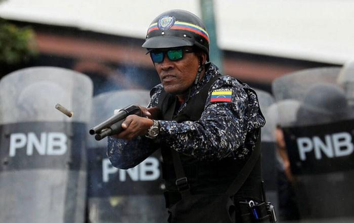Χάος στη Βενεζουέλα