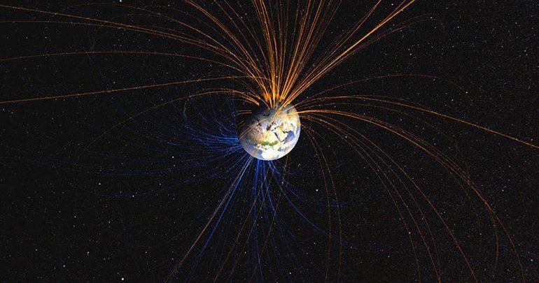 Το μαγνητικό πεδίο της Γης συμπεριφέρεται περίεργα και οι επιστήμονες δεν έχουν εξήγηση