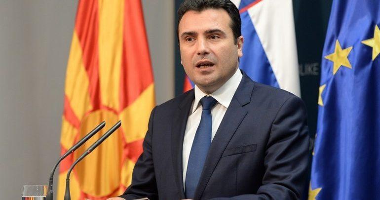 ΠΓΔΜ: Διάγγελμα του Ζόραν Ζάεφ το βράδυ