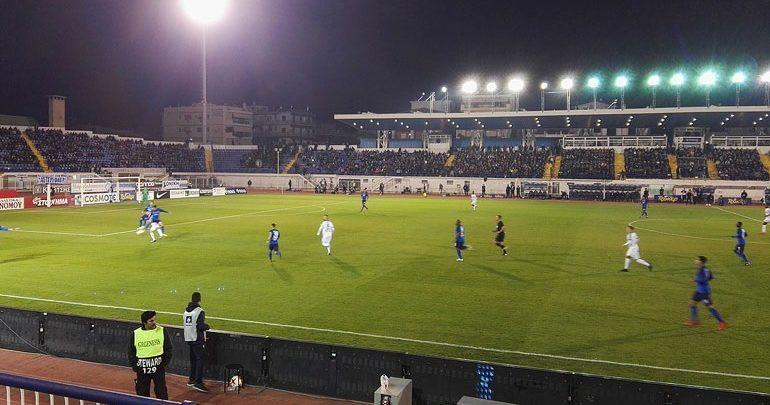 Ατρόμητος-Παναιτωλικός 0-0 (Live)