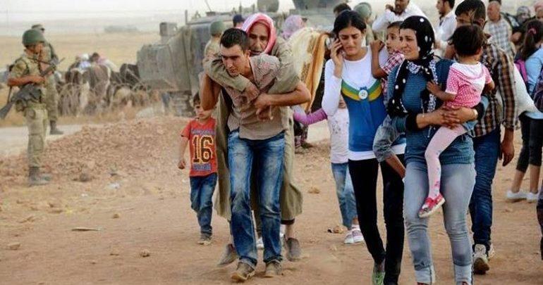 Συρία: Περισσότεροι από 1.200 πρόσφυγες επέστρεψαν στις εστίες τους