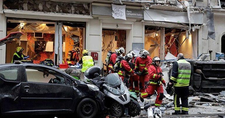 Γαλλία: Τέσσερις οι νεκροί από την έκρηξη στο κέντρο του Παρισιού
