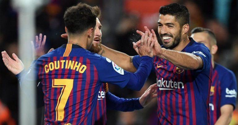 Ισπανία: Κράτησε το +5 η Μπαρτσελόνα, 3-0 την Έιμπαρ