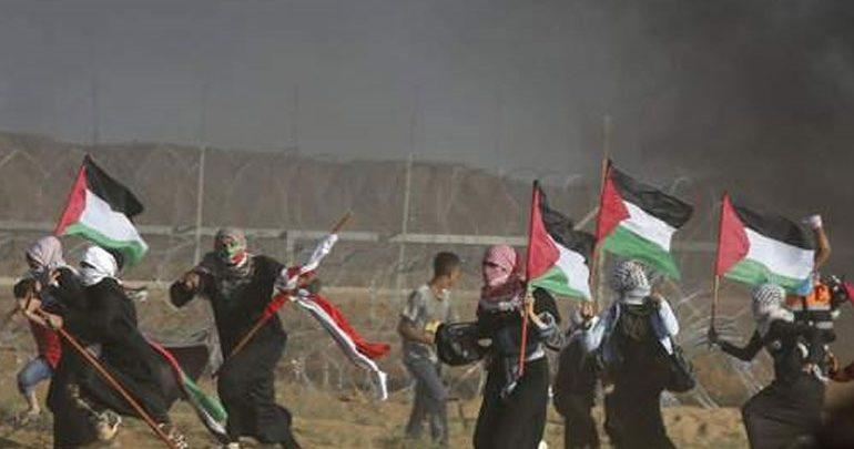 Γάζα: Υπέκυψε στα τραύματά του Παλαιστίνιος διαδηλωτής