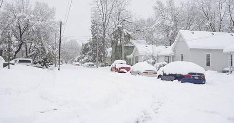 ΗΠΑ: Χιονοθύελλα σαρώνει τις μεσοδυτικές Πολιτείες