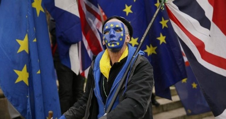 Frankfurter Allgemeine: «Μην περιμένετε exit από τo Brexit»