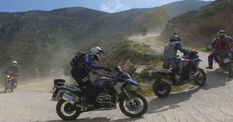 Έρχεται το Naxos Adventure Rally