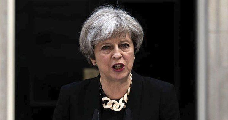 Μέι: Είναι αδύνατον να αποκλείσουμε ένα Brexit χωρίς συμφωνία
