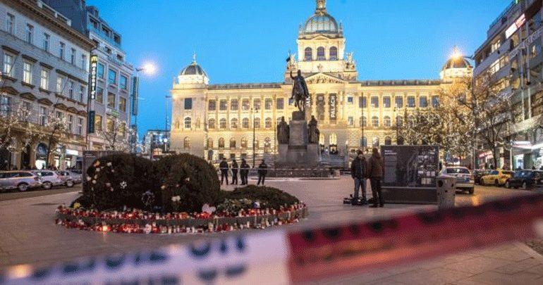 Τσεχία: Άνδρας αυτοπυρπολήθηκε σε πλατεία της Πράγας
