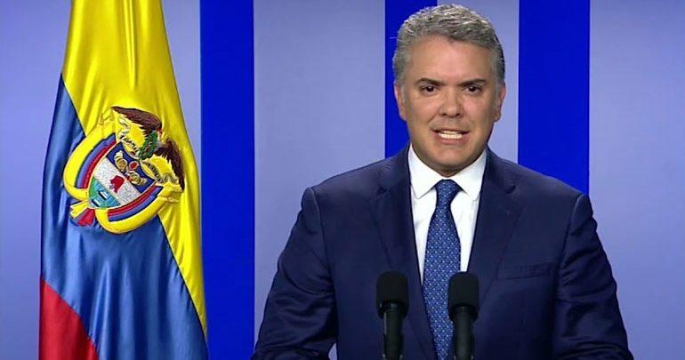 Κολομβία: O πρόεδρος Ντούκε τερματίζει τις ειρηνευτικές συνομιλίες με τον ELN