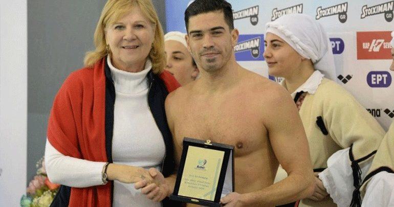 Πόλο: MVP και πρώτος σκόρερ ο Γούνας