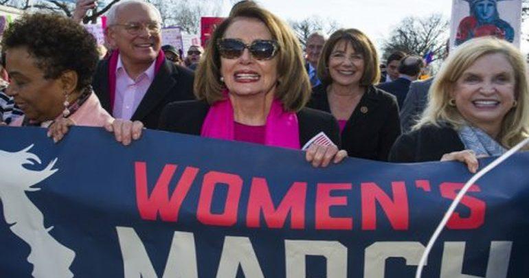 ΗΠΑ: Διαδήλωση γυναικών κατά του Τραμπ