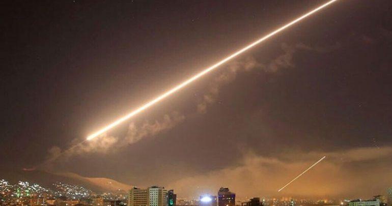 Ισραήλ: Αεροπορική επιδρομή εναντίον θέσεων «της δύναμης Κουντς του Ιράν» στη Δαμασκό