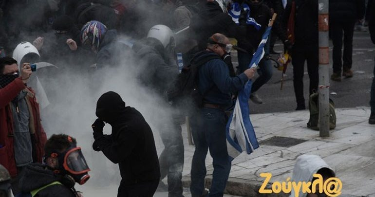 Ενας από τους συλληφθέντες για τα επεισόδια είχε συλληφθεί για επίθεση στο στέκι «Φαβέλα»