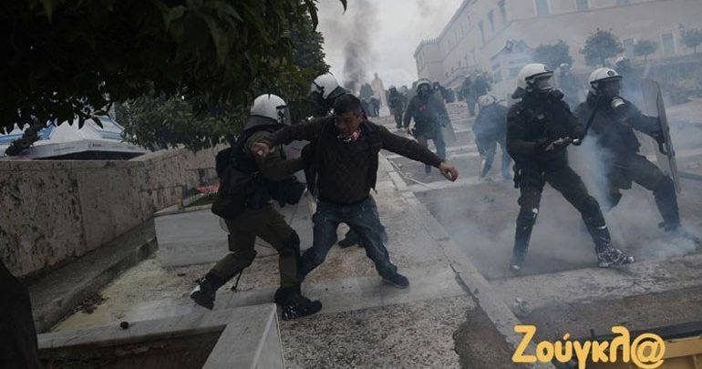 ΕΛ.ΑΣ. για συλλαλητήριο: Οι αστυνομικές δυνάμεις ενήργησαν με σύνεση και αυτοσυγκράτηση