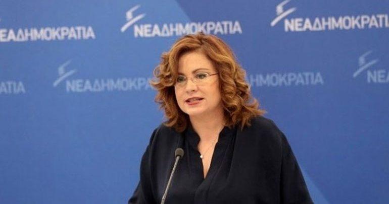 Σπυράκη: Κανένας βουλευτής που έχει εγγραφεί στον κατάλογο των ομιλητών δεν θα αποσυρθεί