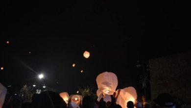 Με βεγγαλικά, μουσική και κέφι υποδέχθηκε η Λάρισα το 2019 στο Φρούριο - Δείτε φωτογραφίες και βίντεο