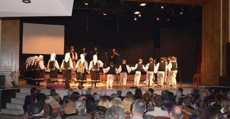 Κοσμοσυρροή στην μουσικοχορευτική παράσταση των Σαρακατσάνων στο ΔΩΛ - Δείτε φωτορεπορτάζ