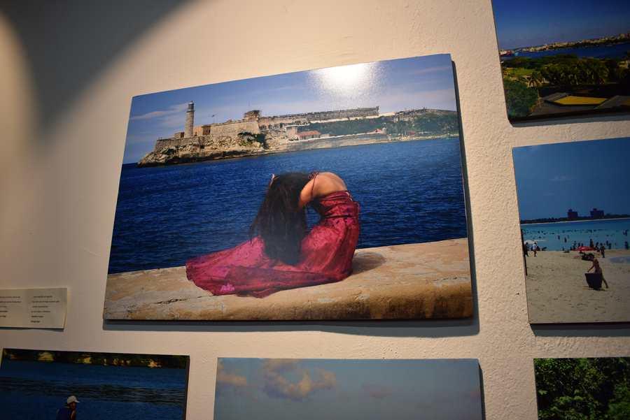 Εγκαινιάστηκε η έκθεση «Με την Κούβα στην καρδιά» στον Μύλο του Παππά - Δείτε φωτογραφίες και video