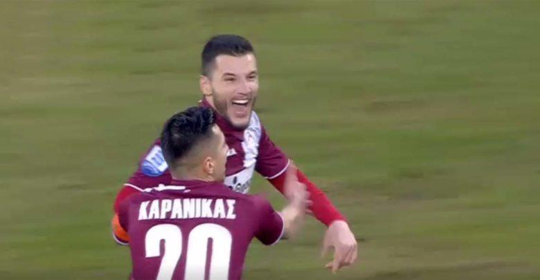 Ποδαρικό με το δεξί για το 2019 η ΑΕΛ - Κέρδισε με 3-0 τον ουραγό Απόλλωνα στο ARENA (video)