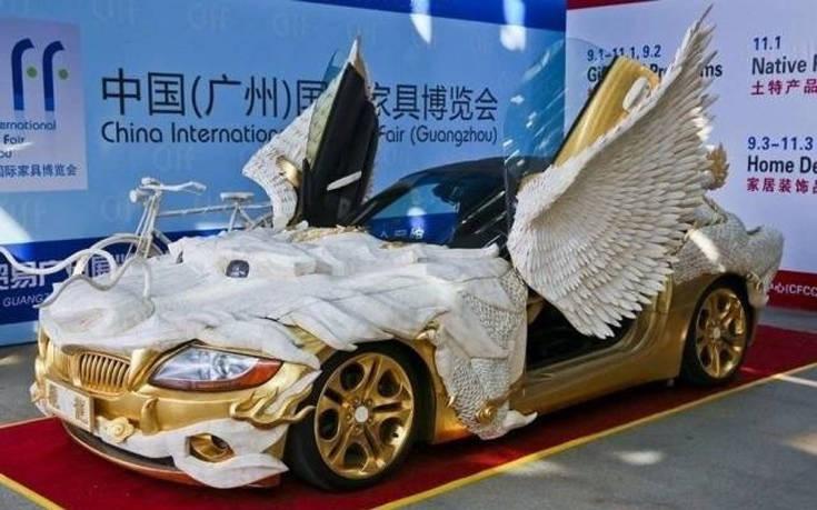 Αυτοκίνητα από άλλο πλανήτη