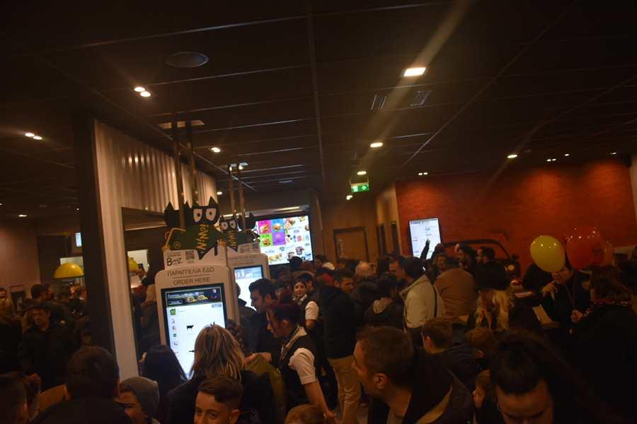 Τα McDonald's ήρθαν στη Λάρισα! – Γιατί εμπιστεύονται την πρωτεύουσα της Θεσσαλίας (φωτο - βίντεο)