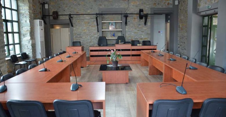 Δημοτικό Συμβούλιο την Παρασκευή στο δήμο Τεμπών