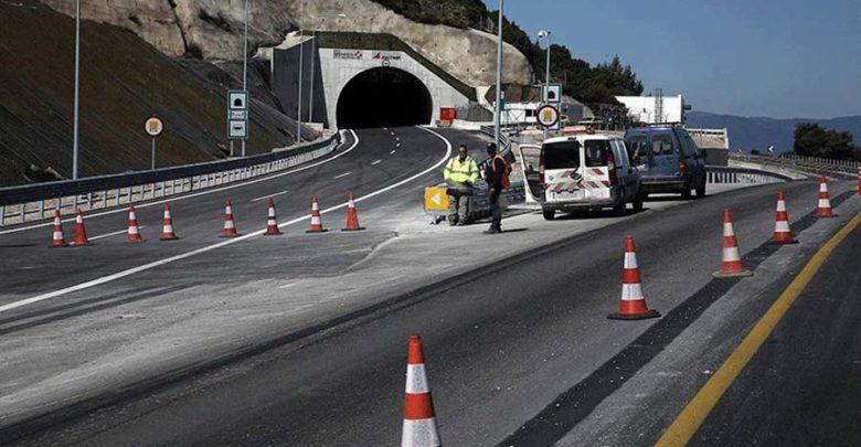 Αποκαταστάθηκε η κυκλοφορία των οχημάτων στην παλαιά εθνική οδό Πατρών - Κορίνθου