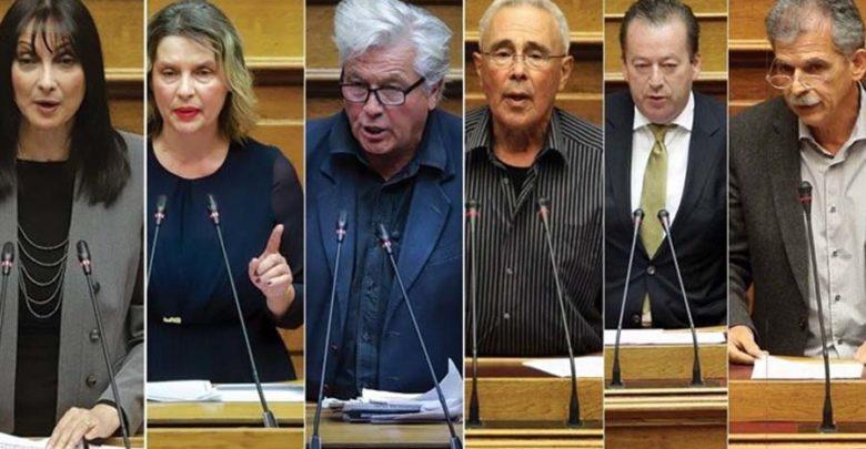 Αυτοί είναι οι έξι βουλευτές που έδωσαν ψήφο εμπιστοσύνης στην Κυβέρνηση - Μεταξύ αυτών και ο Β. Κόκκαλης