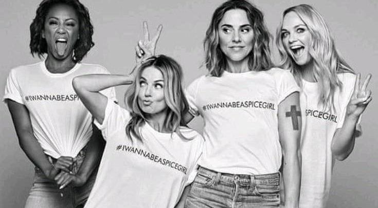 4a5dd90739a3 Τα μπλουζάκια των Spice Girls ράβονται σε απάνθρωπες συνθήκες για τις  εργαζόμενες