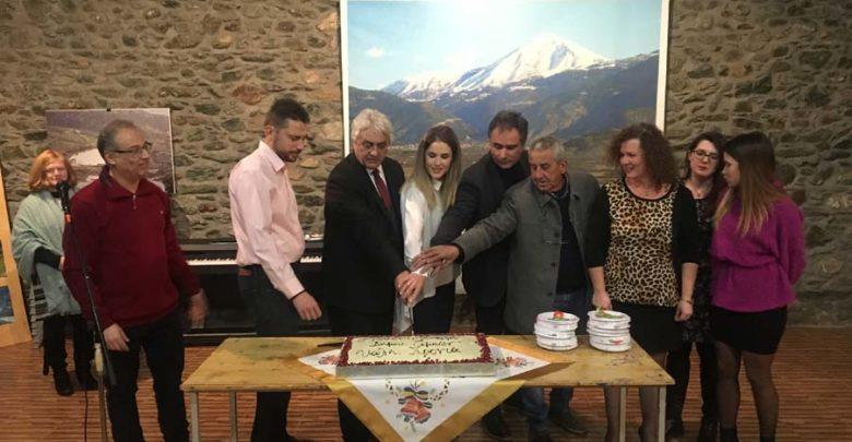Έκοψε την πίτα της η Μουσική Σχολή του Δήμου Τεμπών στο Συκούριο