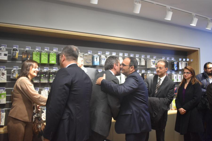 Λαμπρά εγκαίνια για το νέο κατάστημα της  NOVA στη Λάρισα (ΦΩΤΟΓΡΑΦΙΕΣ)
