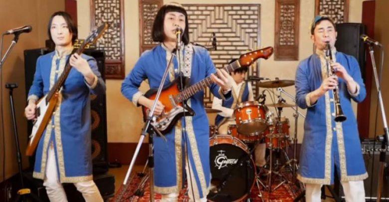 Ιαπωνική μπάντα έπαιξε «Τα καγκέλια» της Γωγώς Τσαμπά και ήταν απλά υπέροχη (βίντεο)