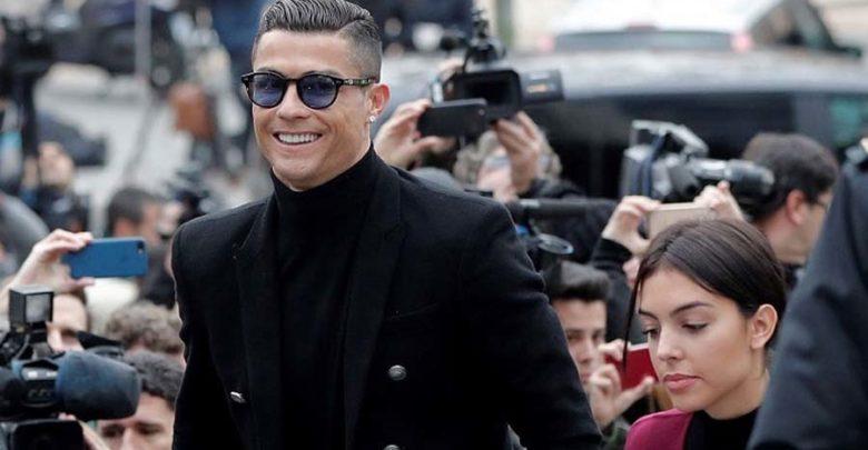Πλήρωσε 18,8 εκατ. ευρώ και έφυγε… χαμογελαστός από το δικαστήριο ο Ρονάλντο